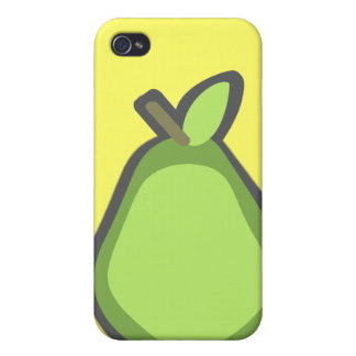 Pear Cover For iPhone 4