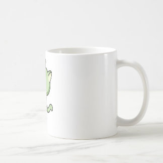 Pear Kitty Coffee Mug