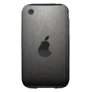 pear logo Custom iPhone 3G/3GS Case
