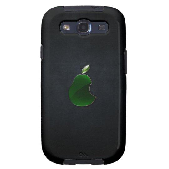 pear logo Custom Samsung Galaxy Case