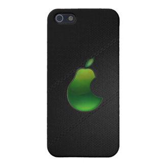 pear logo iphone case