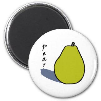 Pear Magnet