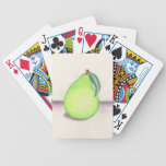 PEAR playing cards Bicycle Playing Cards