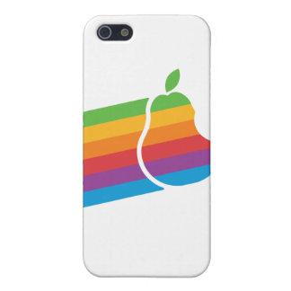 Pear - Retro Parody iPhone SE/5/5s Case
