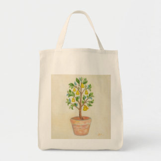 Pear Tree grocery bag