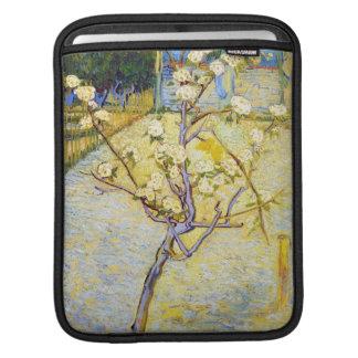 Pear Tree in Blossom Vincent van Gogh fine art iPad Sleeve