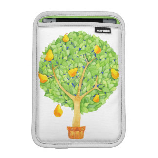 Pear Tree iPad Mini Vertical iPad Mini Sleeve