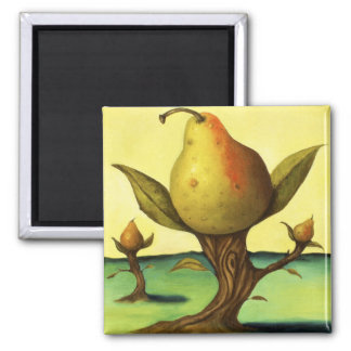 Pear Tree Magnet