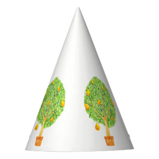 Pear Tree Party Hat