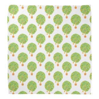 Pear Tree Pattern Bandana