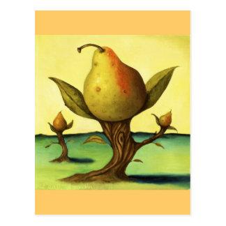 Pear Tree Postcard