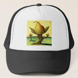 Pear Tree Trucker Hat