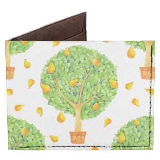 Pear Tree Tyvek® Wallet Billfold Wallet