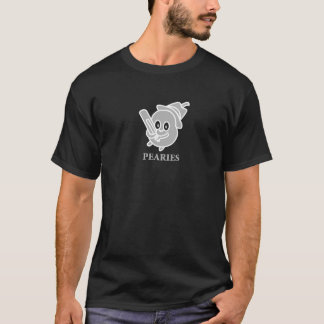 PEARIES BLACK T-SHIRT