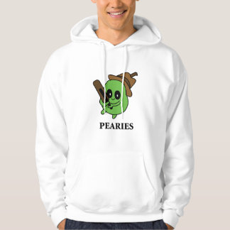 PEARIES WHITE SWEAT SHIRT