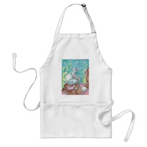 Pearl Adult Apron