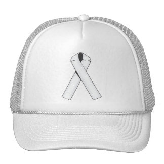 Pearl Awareness Ribbon Products Trucker Hat