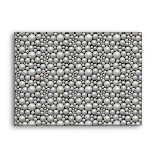 Pearl  & Bling envelope