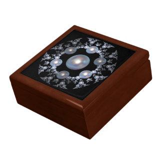 'Pearl Broach' Trinket Box