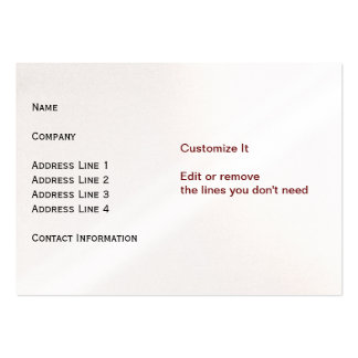 Pearl Card Business Card Template