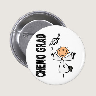 Pearl CHEMO GRAD 1 (Lung Cancer) Button