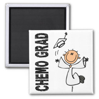 Pearl CHEMO GRAD 1 (Lung Cancer) Magnet