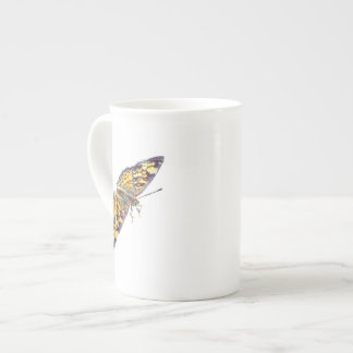 Pearl Crescent Butterfly mug