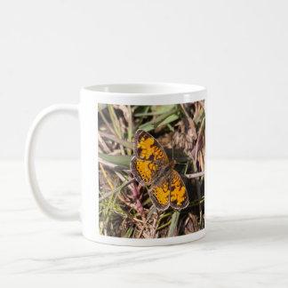 Pearl Crescent Coffee Mug
