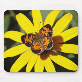 Pearl Crescent Mouse Pad
