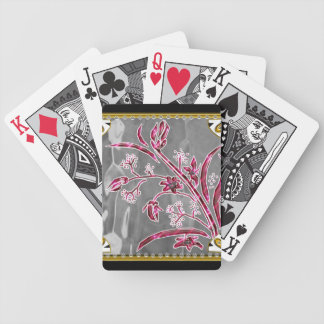pearl deco bicycle playing cards