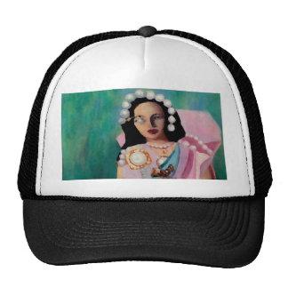 """Pearl Eyes Star Princess""  CricketDiane Art & Des Mesh Hat"