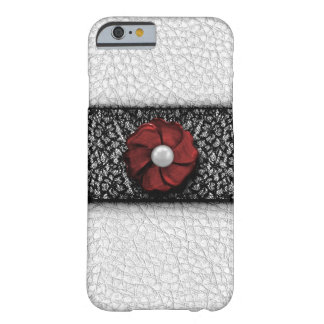 Pearl Flower and Lace iPhone 6 Case