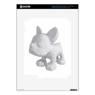 Pearl Frenchie Skins For iPad 3