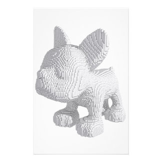 Pearl Frenchie Stationery