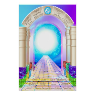 Pearl Gates Poster