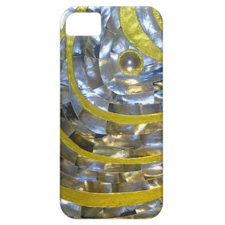 Pearl & Gold iPhone 5 Cover