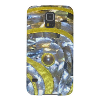 Pearl & Gold Galaxy S5 Case