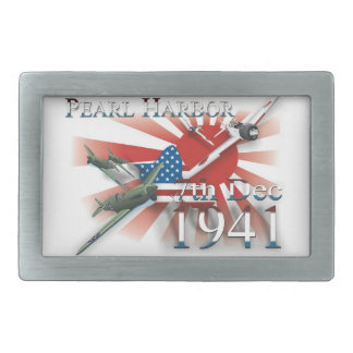 Pearl Habor 7th Dec 1941 Belt Buckle