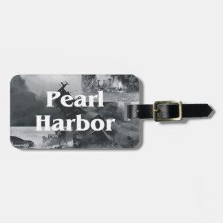 Pearl Harbor de ABH Etiqueta Para Maleta