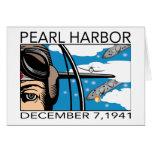 Pearl Harbor del paso elevado Felicitación