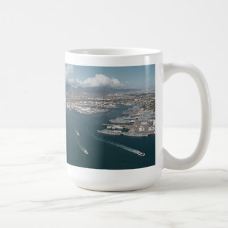Pearl Harbor Hawaii Coffee Mug
