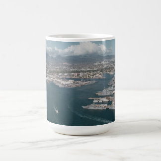 Pearl Harbor Hawaii Coffee Mug