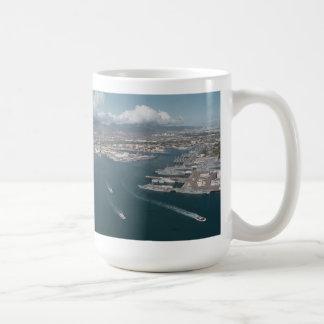 Pearl Harbor Hawaii Coffee Mugs