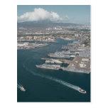 Pearl Harbor Hawaii Tarjeta Postal
