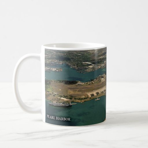 Pearl Harbor Historical Mug