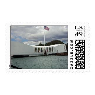 Pearl Harbor Postage Stamp