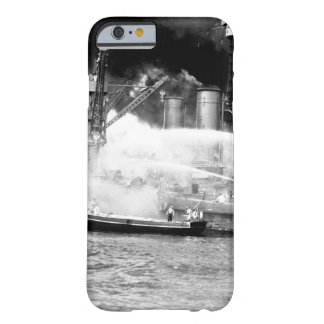 Pearl Harbor, taken by surprise_War image Barely There iPhone 6 Case