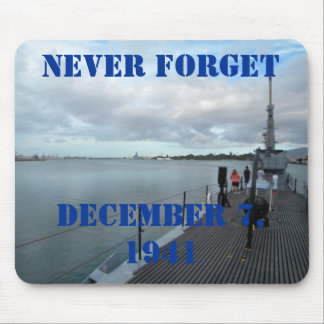 Pearl Harbor Alfombrillas De Ratón