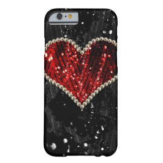 Pearl Heart iPhone 6 Case