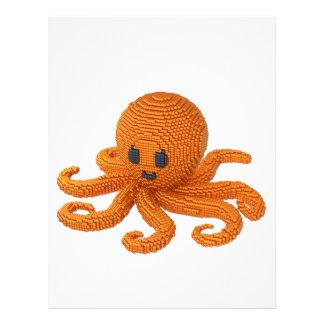 Pearl Octopus Letterhead